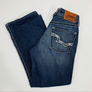 Big Star Voyager Relaxed Fit Jean Buckle